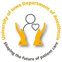 University of Iowa - Department of Anesthesia by Donna Hammond's logo