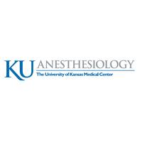 Kansas University - Department of Anesthesiology by Doug Wright's logo